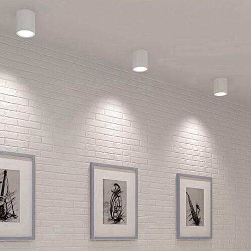 20w 35w Modern Pendant Cylinder Led Downlight